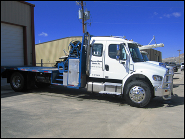 freightliner tong